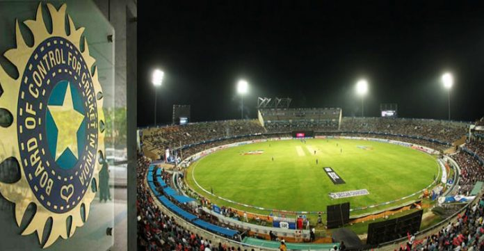 hyderabad kept as standby venue for ipl report