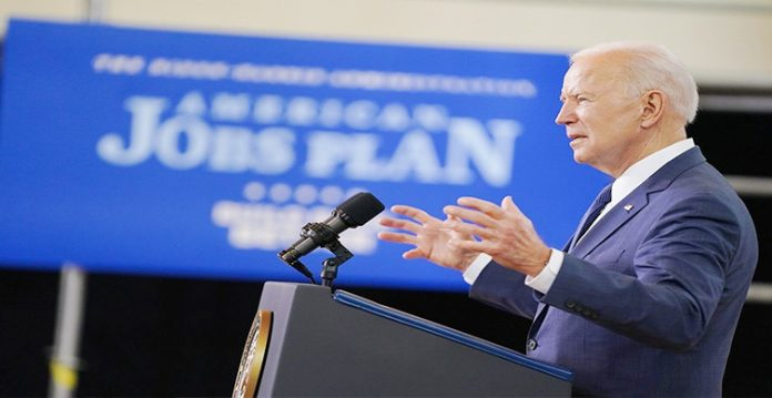joe biden makes american adults eligible for covid vaccination from april 19