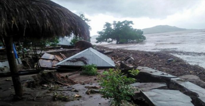 more rescue teams sent to cyclone hit indonesia areas