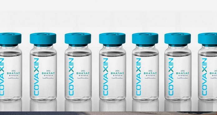 covaxin demonstrates protection against new variants