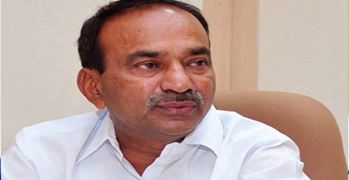 revenue officials conduct inquiry on rajender land grab charges