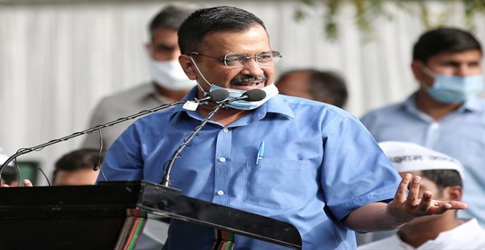 """""""share vaccine formula, let more companies produce it"""" arvind kejriwal to centre"""