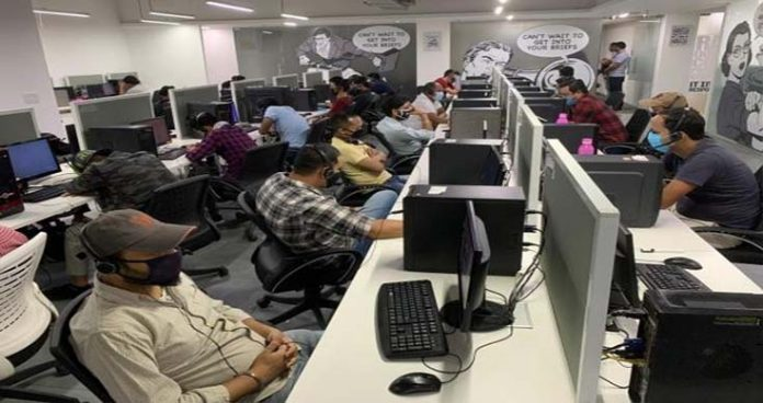 Fake call centre busted in Gurugram, two arrested