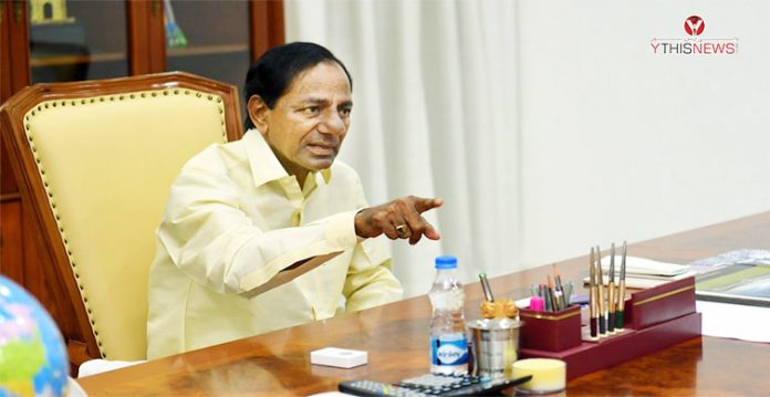 kcr asks officials to set up diagnostic centers in 19 districts