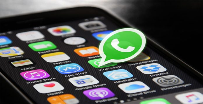 whatsapp for ios to add search for stickers shortcut