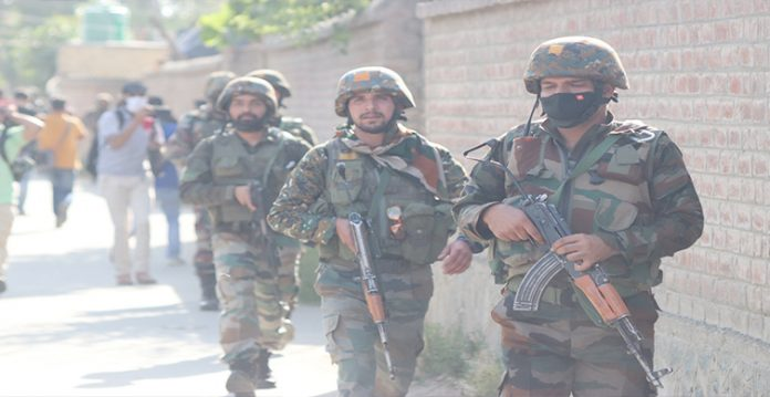 30 kg ied defused by security forces in jammu and kashmir srinagar