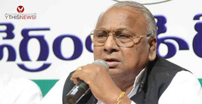 hanumantha rao writes letter to pm urges him to withdraw obc creamy lawyer scheme