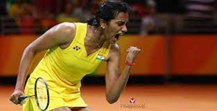 hopes for gold alive pv sindhu makes way into olympic semis
