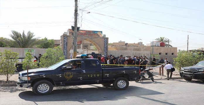 is attack on funeral kills 13 in iraq