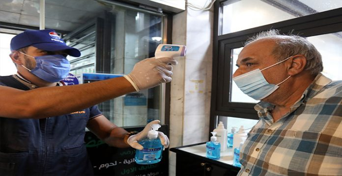iraq warns of possible new wave of pandemic