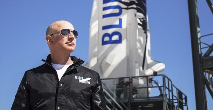 Jeff Bezos Is All Prepared To Go Off To Space Beyond