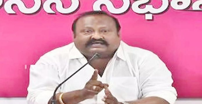 kamalakar denies rajender's charges of murder conspiracy, says to protect his life