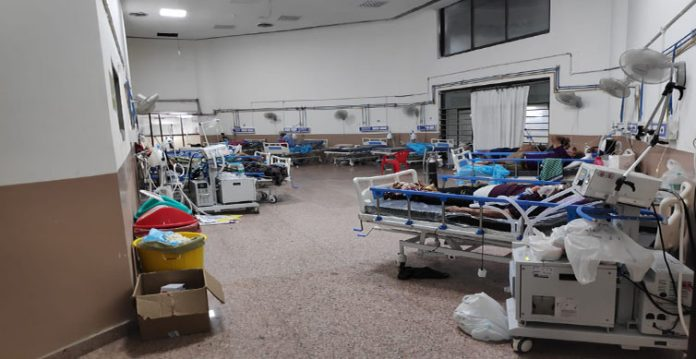nirmaan planned to set up state of the art icus to help poor people