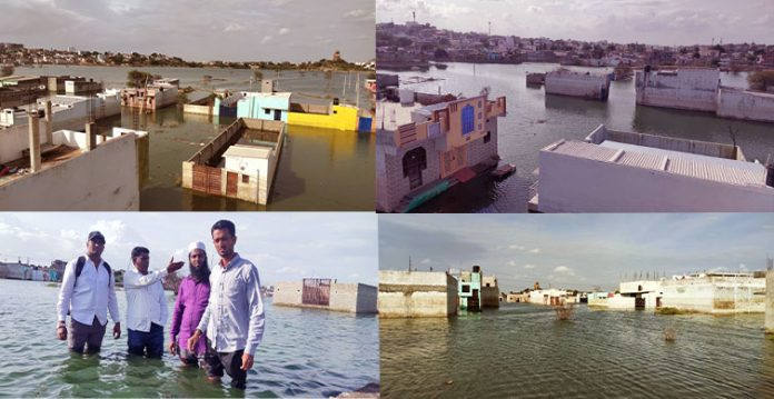 osman nagar, a complex theory with unending misery of the affected people
