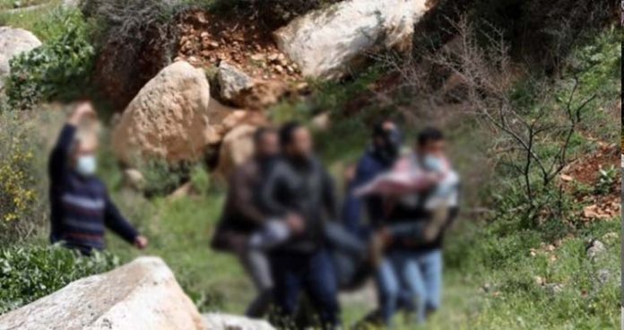palestinian killed by israeli soldiers in west bank