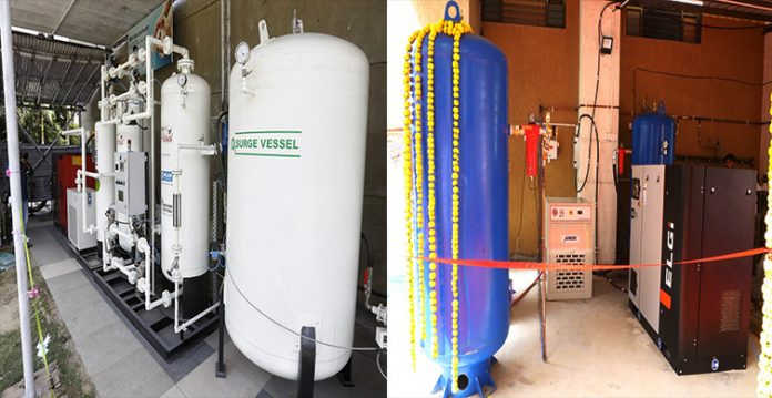telangana directs private hospitals to install oxygen plants