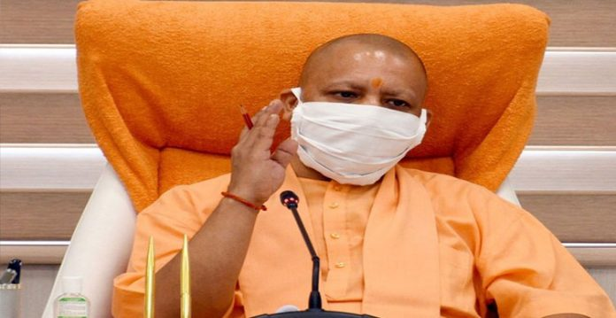 Case filed in Bihar against Yogi for 'Abba Jaan' remark in UP