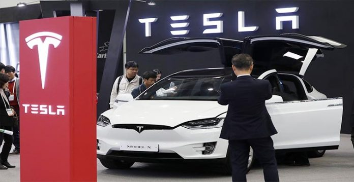 China To Track Data Sent By Foreign Cars Amidst Tesla Scrutiny