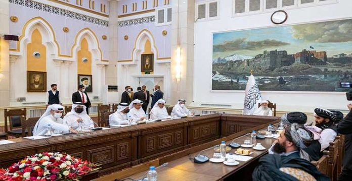 Qatar, Taliban Agree On Bilateral Relations And Inclusive Government