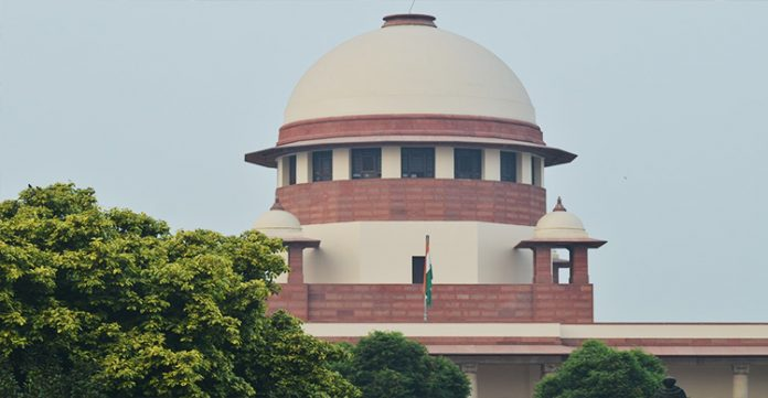 Transport and delivery workers reached SC, seek social security benefits