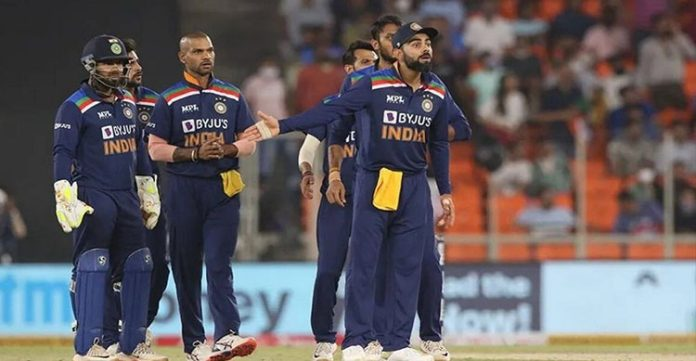 Men's T20 WC: New Indian team jersey to be revealed on October 13