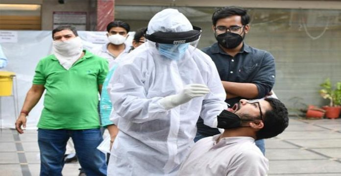 odisha reports 615 fresh covid 19 cases ; 7 deaths in a day